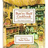 The New England Butt'Ry Shelf Cookbook: Receipts for Very Special Occasions
