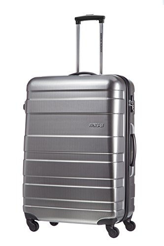 American Tourister Spinner L Black / Silver
