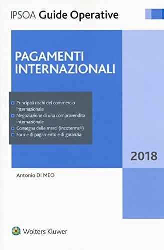 Pagamenti internazionali. Con Contenuto digitale per download e accesso on line