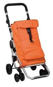 Playmarket carrello per la spesa go up arancione for Carrello spesa go up