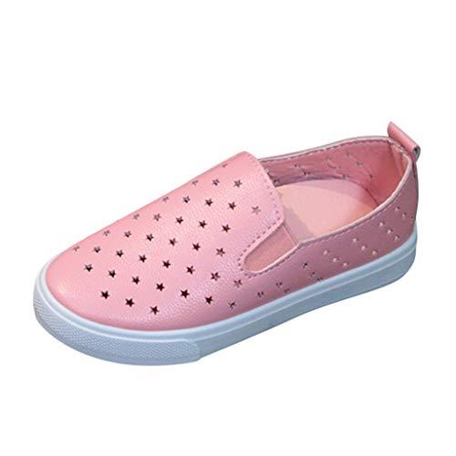 Zapatillas para Niñas Verano Casual 2020 PAOLIAN Zapatos de Niñas Vestir Fiesta Deportes Suela Blanda...