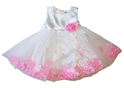 Sommer Kleid für die Taufe, Hochzeit und alle anderen Anlässe, Taufkleid für Baby, Taufkleidung für Babys, Kleidchen für Mädchen Y18 Gr. 80-86