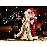 Singender & tanzender Weihnachtsmann 'Swinging Santa'