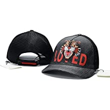 christianrose 2019 Snapback Hip-Hop Adjustable Baseball Cap Basketball Hat 58b67b1b537