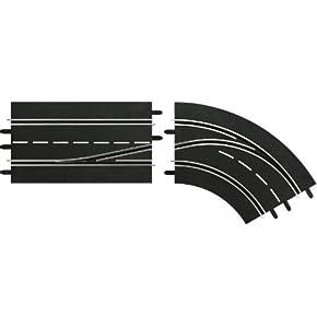 Carrera - Cambio de Carril Curva Derecha, Dentro a Fuera (20030364)