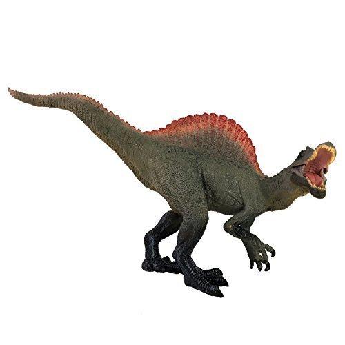 BW & H 33 cm de plástico Duro Dinosaurio Juguete Spinosaurus
