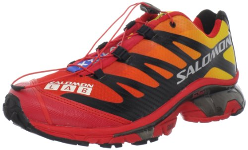 Salomon Unisex Laufschuh Trail S-Lab 4 XT Wings - 128346 Rot (38,5) (Herren-xt Wings)