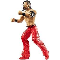 Mattel GmbH frt00WWE Summer Slam figura, Shinsuke Nakamura, ragazzi, 15cm