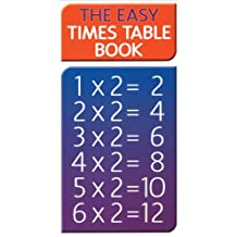 The Easy Times Table Book (Know How)