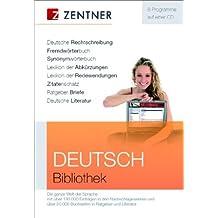ZENTNER - DEUTSCH Bibliothek (DVD-ROM)