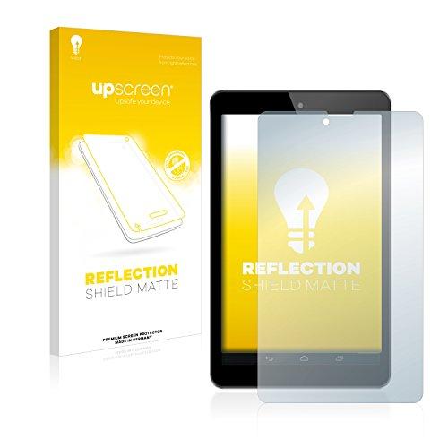 upscreen Entspiegelungs-Schutzfolie kompatibel mit Odys Connect 7 Pro - Anti-Reflex Bildschirmschutz-Folie Matt