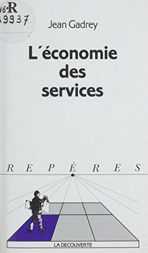 L'Économie des services