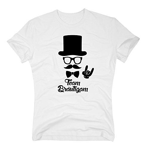 Shirt DEPARTMENT - Herren T-Shirt - Team Bräutigam -