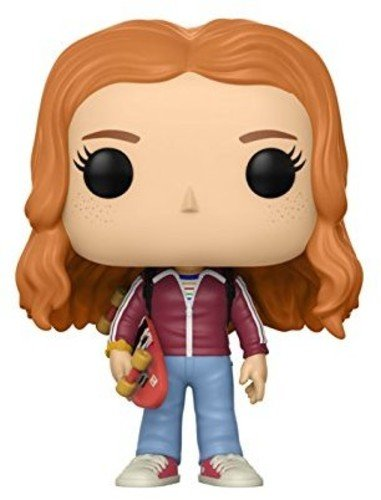 Funko Pop! - MAX Skateboard Stranger Things S2 Figura de Vinilo (22569)