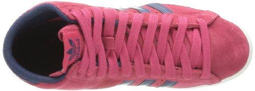 adidas Originals  BASKET PROFI W,  Sneaker a collo alto donna Rosa (Pink (BLAPNK/STDAR))