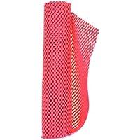 Ability Superstore–antideslizante, tela, 150x 30cm, rojo