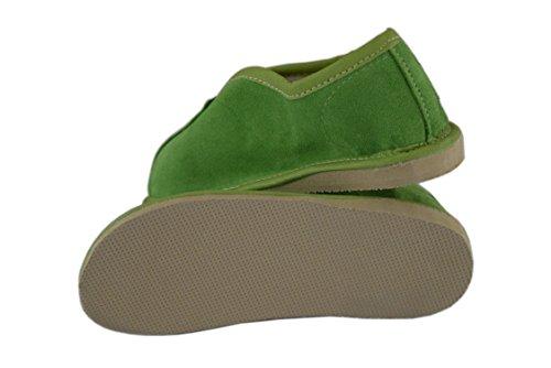 Natleat Slippers , Chaussons pour garçon green