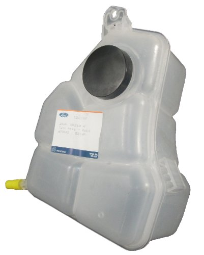 Ford Fiesta Petrol Radiator Overflow Tank for 2001-08 Models Test