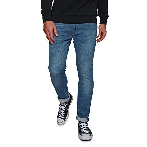 Levis Herren Jeans 512 Slim Taper FIT 28833-0302 4 Leaf Clover, Hosengröße:34/34 (Levis Jeans 512)