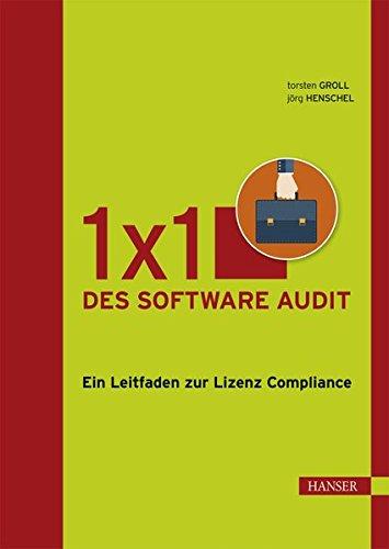 1x1 des Software Audit: Ein Leitfaden zur License Compliance