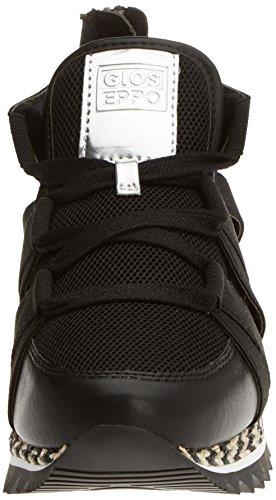 Gioseppo Sukiwater, Chaussures de sport femme Noir (Black)