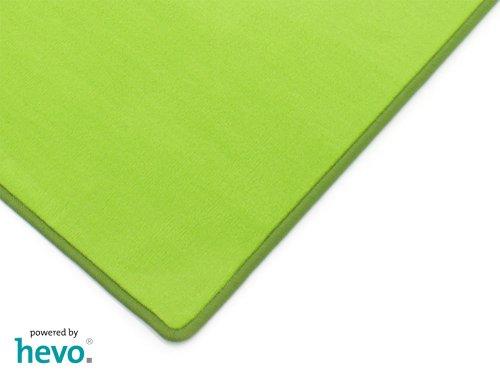 Baby Teppich grün