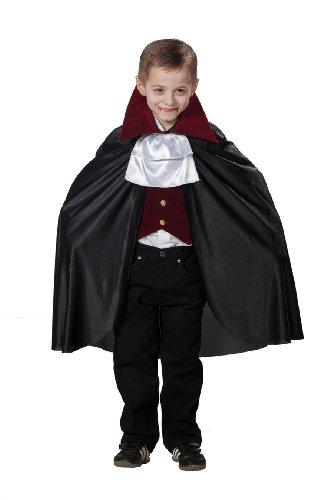 Rubie's 1 2519 152 - Dracula Kostüm, 3-teilig, Größe 152