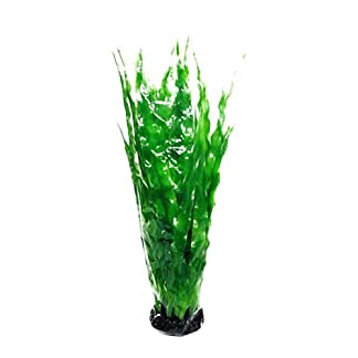 collectsound – Planta Artificial para Acuario, césped, bambú, acuático, plástico, decoración de paisajes