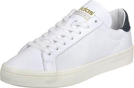 adidas Court Vantage, Baskets Basses Homme Blanc