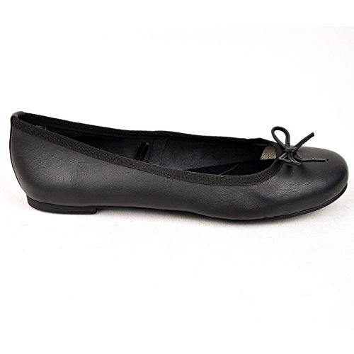 Marco Tozzi Damen 22135 Geschlossene Ballerinas Black