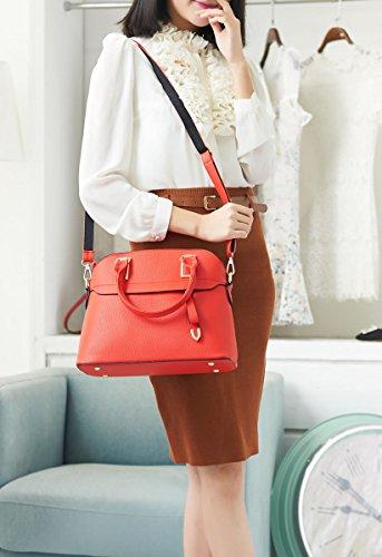 Dissa® S780 Moda Donna 2018 Tracolle A Tracolla, Borse A Tracolla, Borse, 31x24x12 (lxxx) Rosso