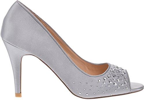Ladies Lexus High Heel Shoe with Encrusted Sequin Design