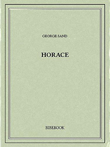 Couverture du livre Horace
