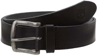 Timberland Cow - Ceinture - Uni - Homme - Noir (Black) - FR: 85 cm (Taille fabricant: M)