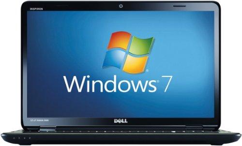 Dell Inspiron Q17R 17.3 inch Laptop - Black (Intel Pentium Dual Core B950, RAM 4GB, HDD 500GB, DVDRW, LAN, WLAN, Webcam, Windows 7 Home Premium 64-bit)