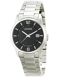 Citizen Herren-Armbanduhr Analog Quarz Edelstahl BD0020-54E