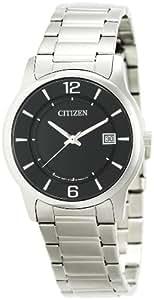 Citizen Analog Black Dial Men's Watch - BD0020-54E