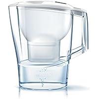 BRITA Aluna - Jarra de Agua Filtrada con 1 filtro MAXTRA+, color blanco