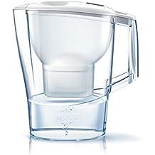 Brita Wasserfilter Aluna, inkl. 1 Maxtra+ Filterkartusche weiß