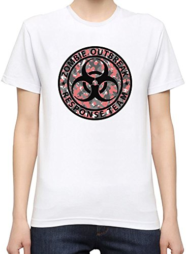 Zombie Response Team T-Shirt per Donne Small