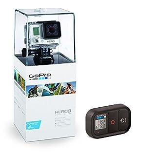 GoPro 3669-010 Hero3 (Slim Edition) Remote Set, Actionkamera (5 megapixels) weiß (B00LUQ3RH6)   Amazon price tracker / tracking, Amazon price history charts, Amazon price watches, Amazon price drop alerts