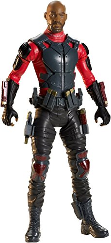 Mattel DNV44 Suicide Squad Movie Collector Deadshot Figur, 15 cm