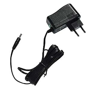 Chargeur / Alimentation 5V compatible avec Pedal power Sanyo Eneloop Pedal Juice (Adaptateur Secteur) - prise française