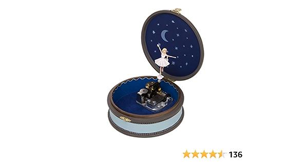 Trousselier S61111 Schmuckkästchen Félicie die kleine Ballerina mit Spieluhr