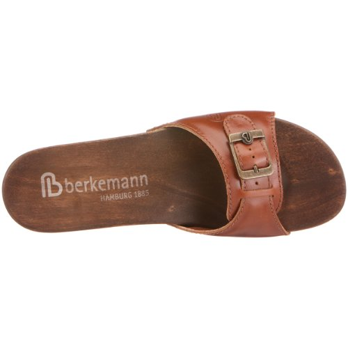 Berkemann Hamburg Ladies Mule Brown (muskat 416)
