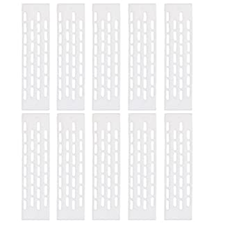 10 x Queen Bee Excluder Trapping Grid Beekeeping Tool Equipment White 41bBzYVPaxL