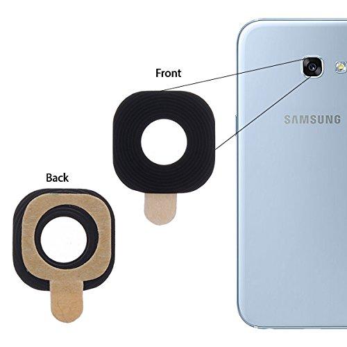 BisLinks®® Für Samsung Galaxy A3 A5 A7 2017 Back Kamera Linse Glas Cover SM A320 A520 A720 Ersatz Teil