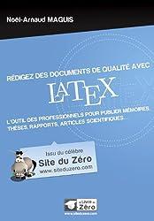 Rédigez des documents de qualité avec LaTeX