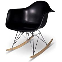 rocking chair eames. Black Bedroom Furniture Sets. Home Design Ideas