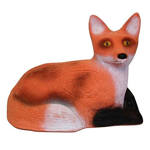 scheibe Fuchs für 3D-Parcours Bogenschießen Bogen Bogenzielscheibe ()